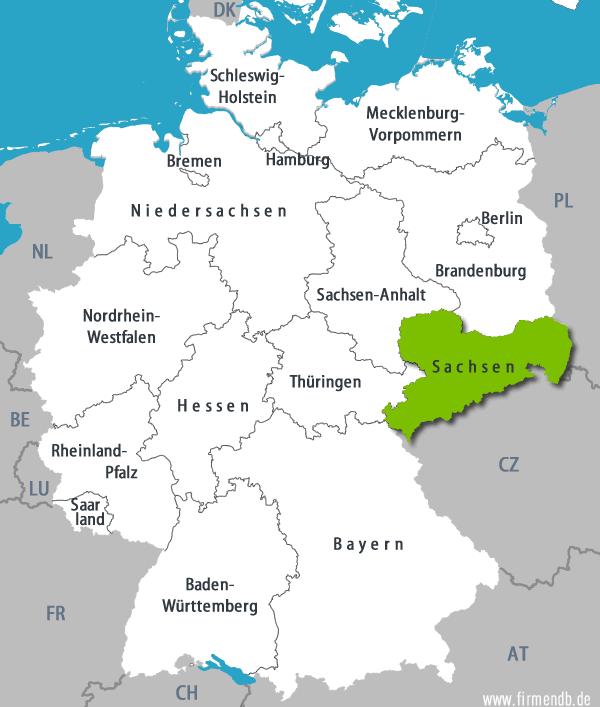 Firmen in Sachsen: Adressen + Firmenverzeichnis